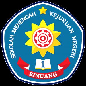 Logo SMKN 1 Binuang