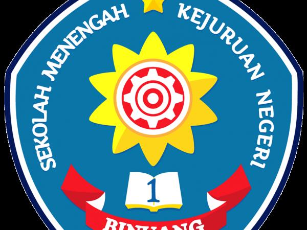 logo smk negeri 1 binuang