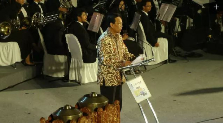 Sri Sultan : LKS SMK 2019 Bukti Prestasi dan Kompetensi Siswa SMK