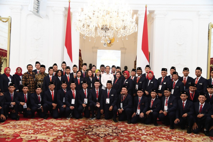 Dapat Restu Presiden, 36 Siswa SMK Indonesia Siap Hadapi World Skills Competition (WSC) 2019