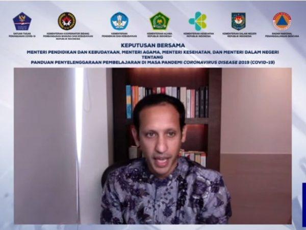 Dorong Akselerasi PTM, Pemerintah Umumkan SKB Empat Menteri  30 Maret 2021